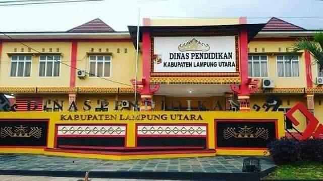 Dugaan Pungli dan Korupsi Oknum Dinas Pendidikan Kabupaten Lampung Utara Telah Mencoreng Dunia Pendidikan