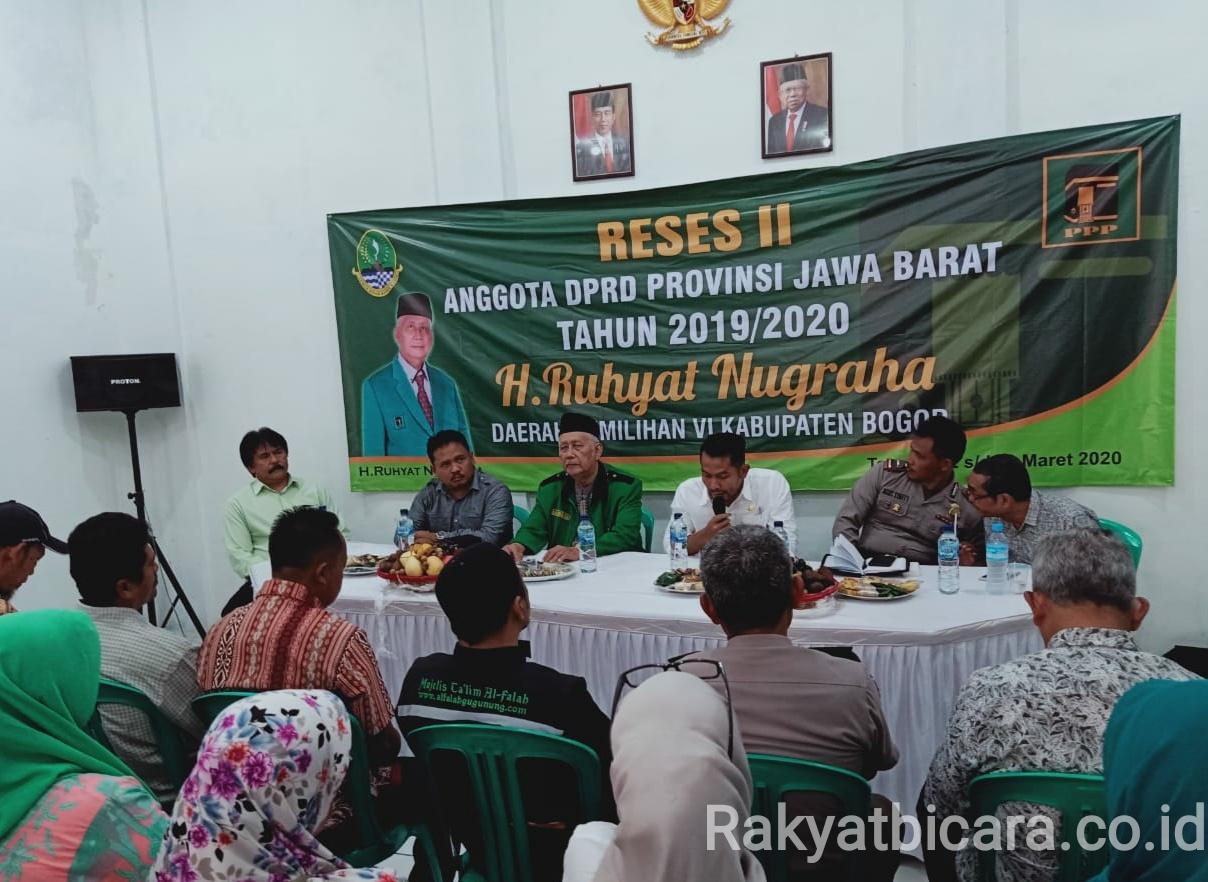 Anggaran Desa Harus Terbuka Dan Terpapang Di Desa