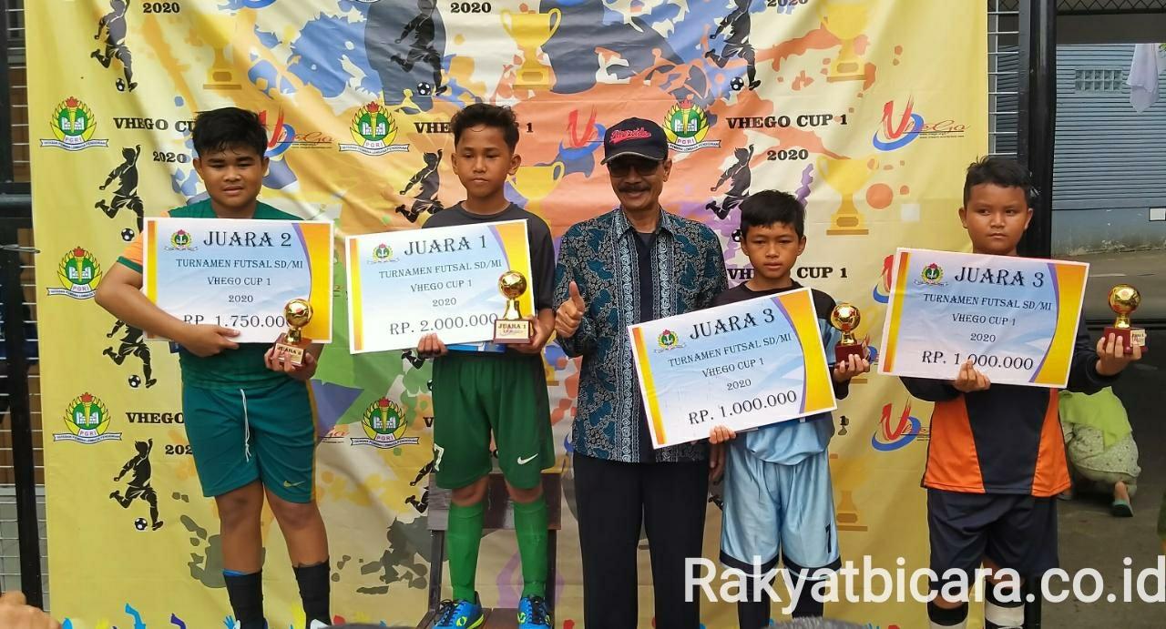 MIAL-HUDA Menjadi Juara Vhego Cup1 Kandaskan AL-MUGHNI 3-2