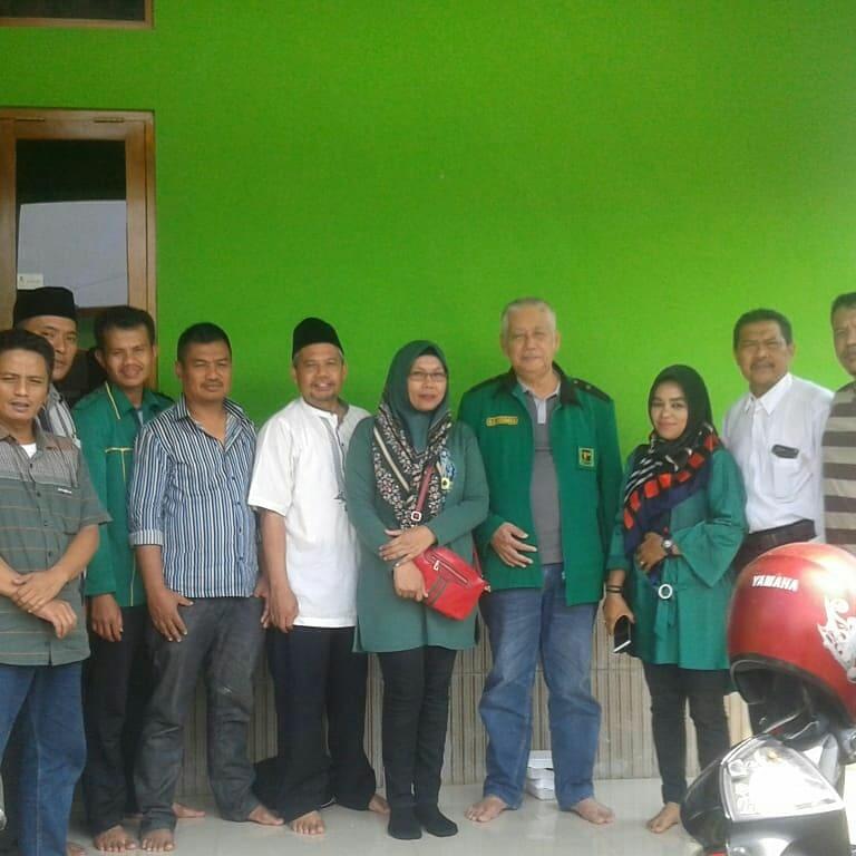 Bentuk Penguatan PAC Kecamatan Paseh Kabupaten Bandung Di Hadiri Oleh DPW PPP