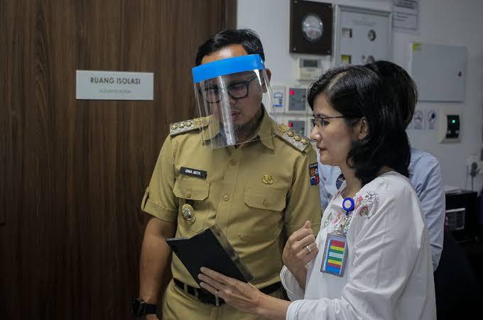 Pemkot Bogor Tetapkan Status KLB Corona