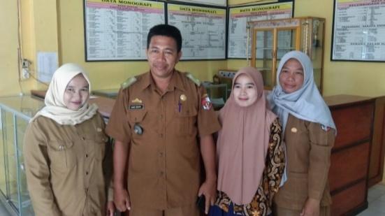 Kedes Harun Priyanto Prolitaskan Jalan Untuk Aaskes Perekonomian Warga