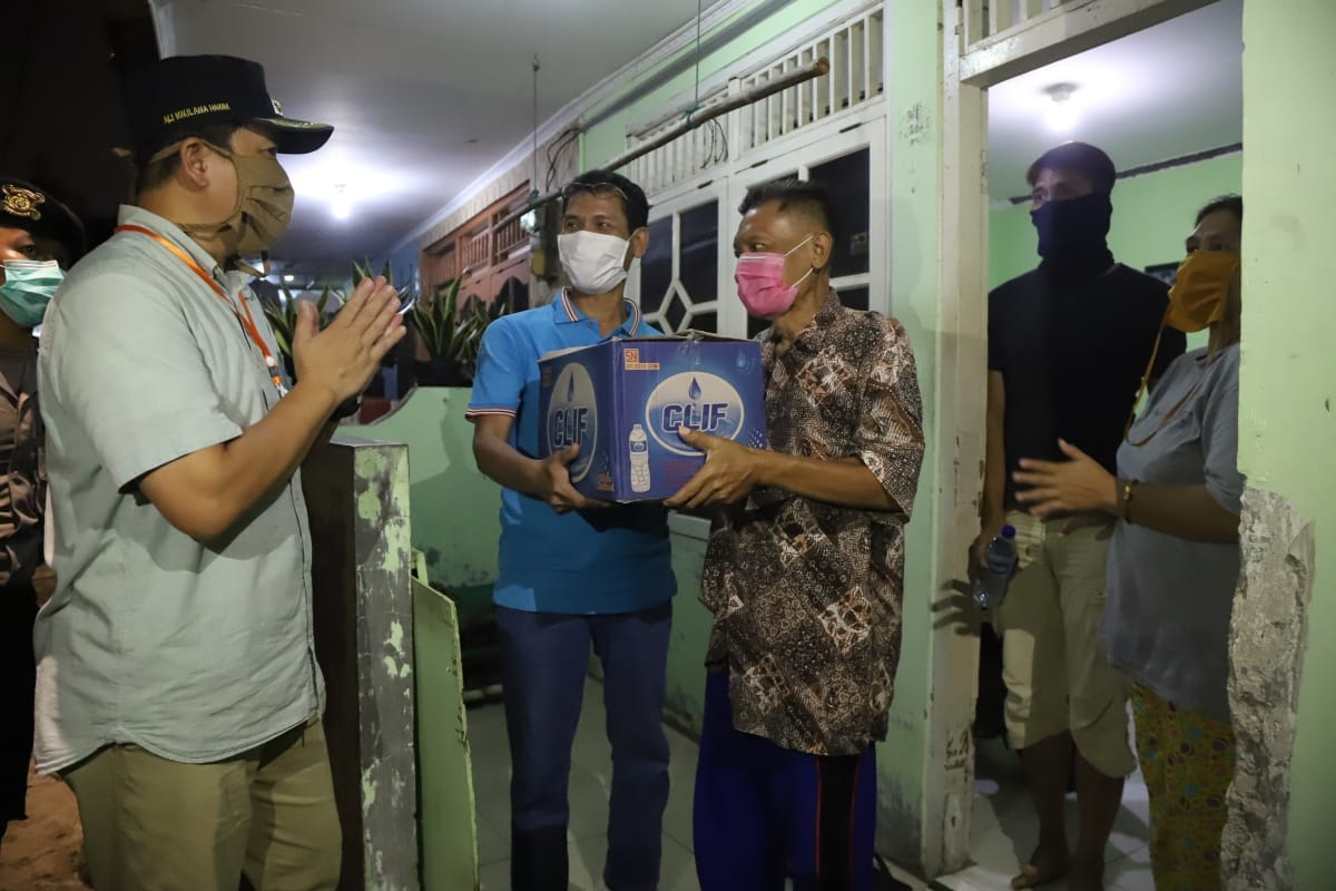 Pemkot Jakarta Utara Pastikan Distribusi Bansos Sesuai Kriteria Penerima