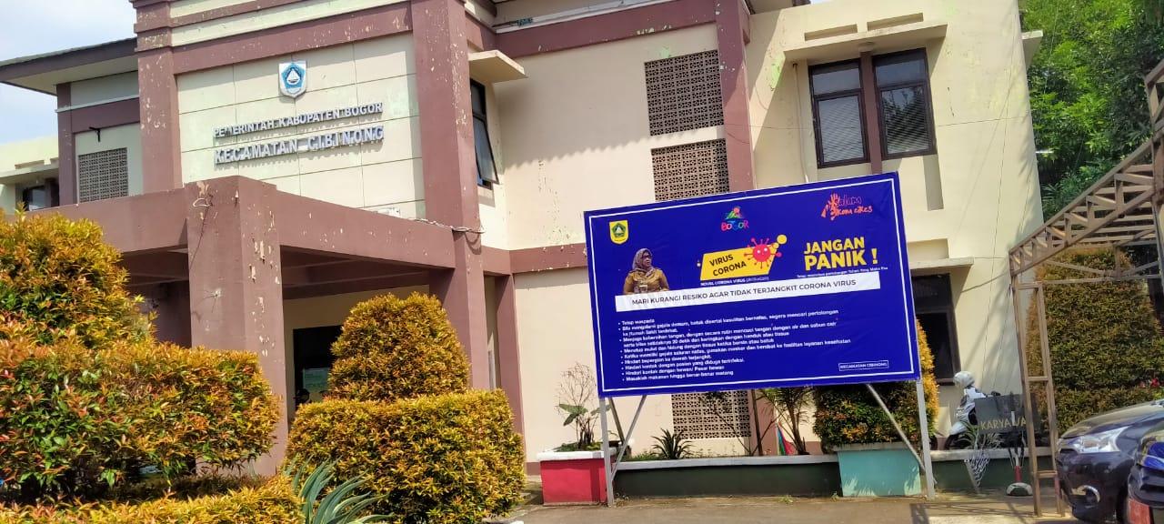 Kecamatan Cibinong Data Bantuan & Siap Laksanakan PSBB