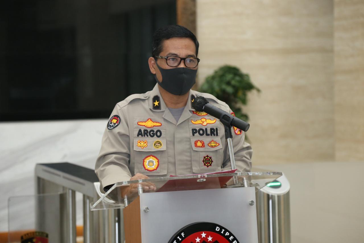 Kapolri Terbitkan TR, 21 April Seluruh Jajaran Melakukan Bhakti Sosial
