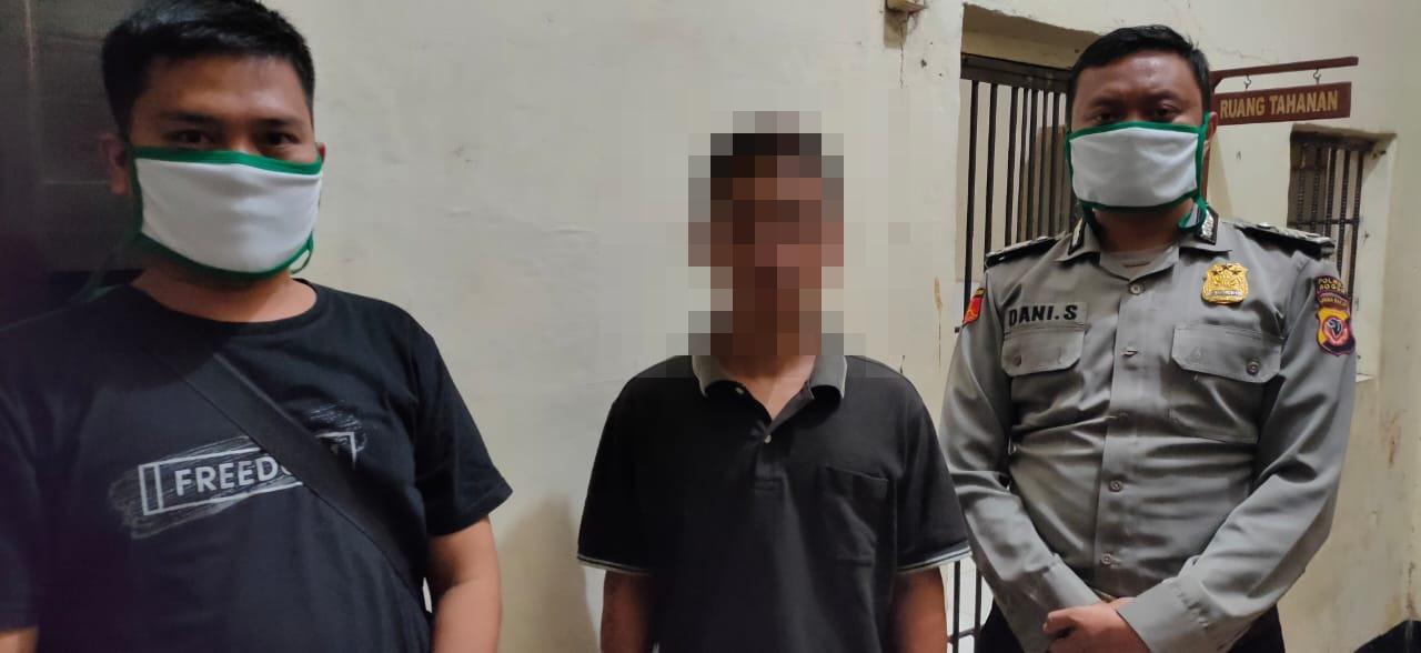 MS ' Pelaku Penyerangan Petugas PSBB Jonggol Kini Di Proses Hukum
