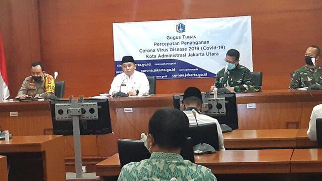 Jakarta Utara Gelar Dialog Bahas Kesiapan Tatanan Kehidupan Normal Baru