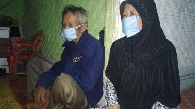 Lansia Tidak Terdata, Hingga Kini Belum Mendapatkan Cubitan Pemkab Bogor