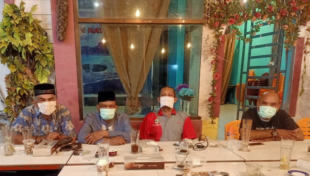 Team Relawan Covid-19 Terbentuk di Aceh Timur