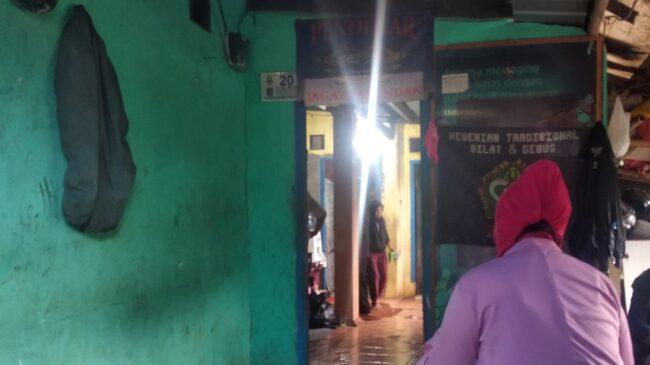 Suasana dan Kondisi Rumah Almarhumah Dahlia Sawangan Depok