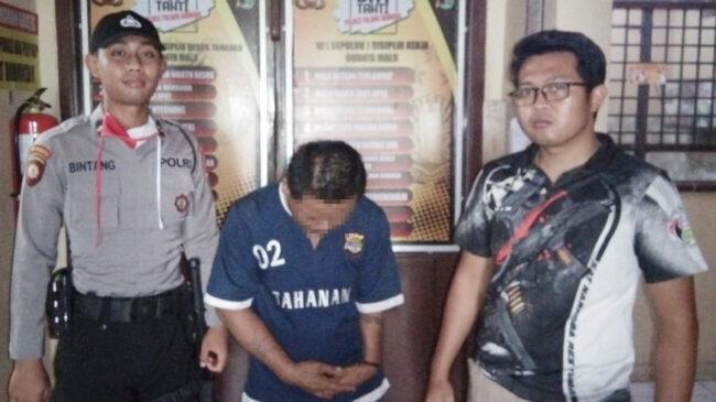 Satresnarkoba Polres Tulang Bawang Tangkap Bandar Narkotika Seberat 54,82 Gram
