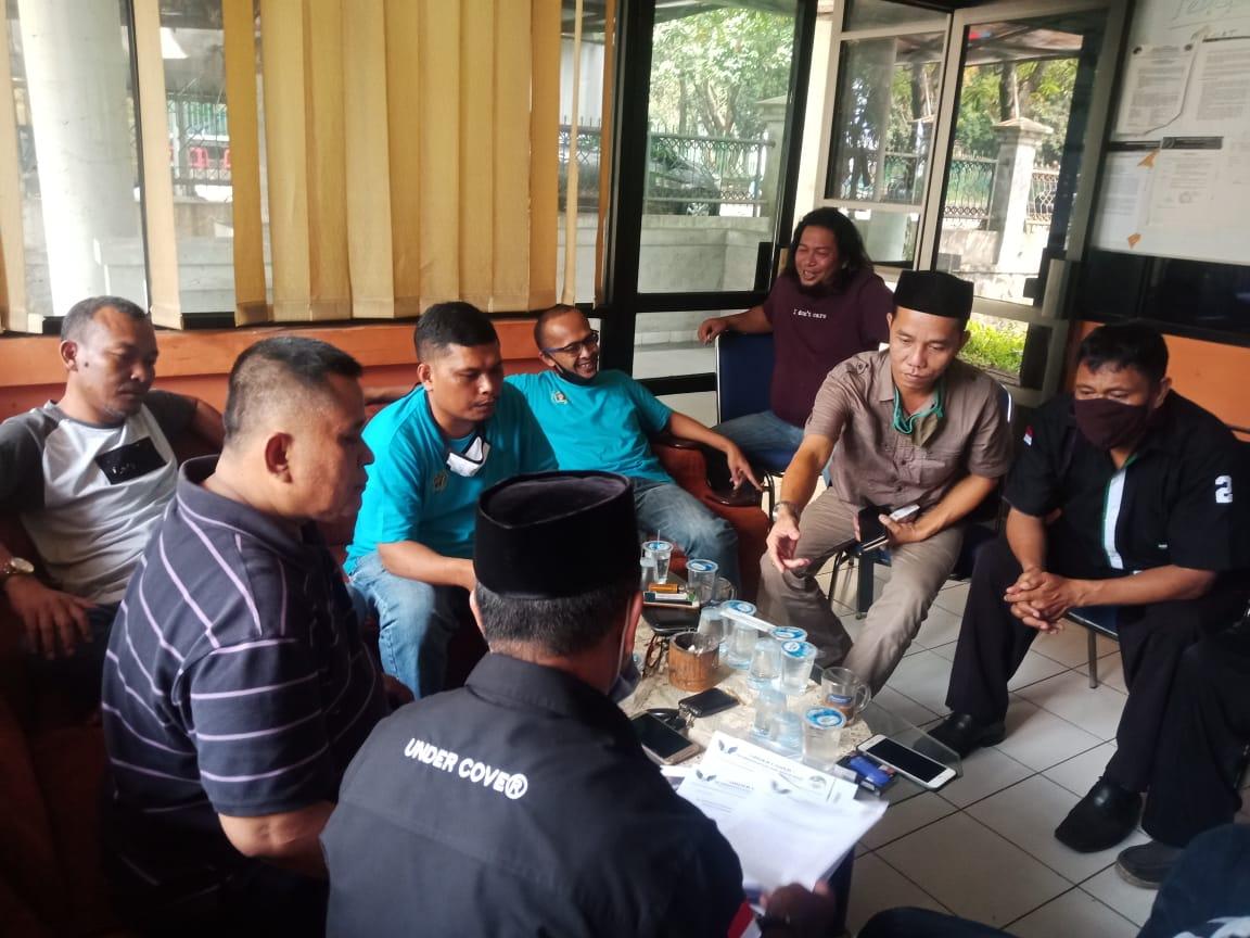Klarifikasi Tim Undercover Soal Proyek Di Sejumlah SKPD