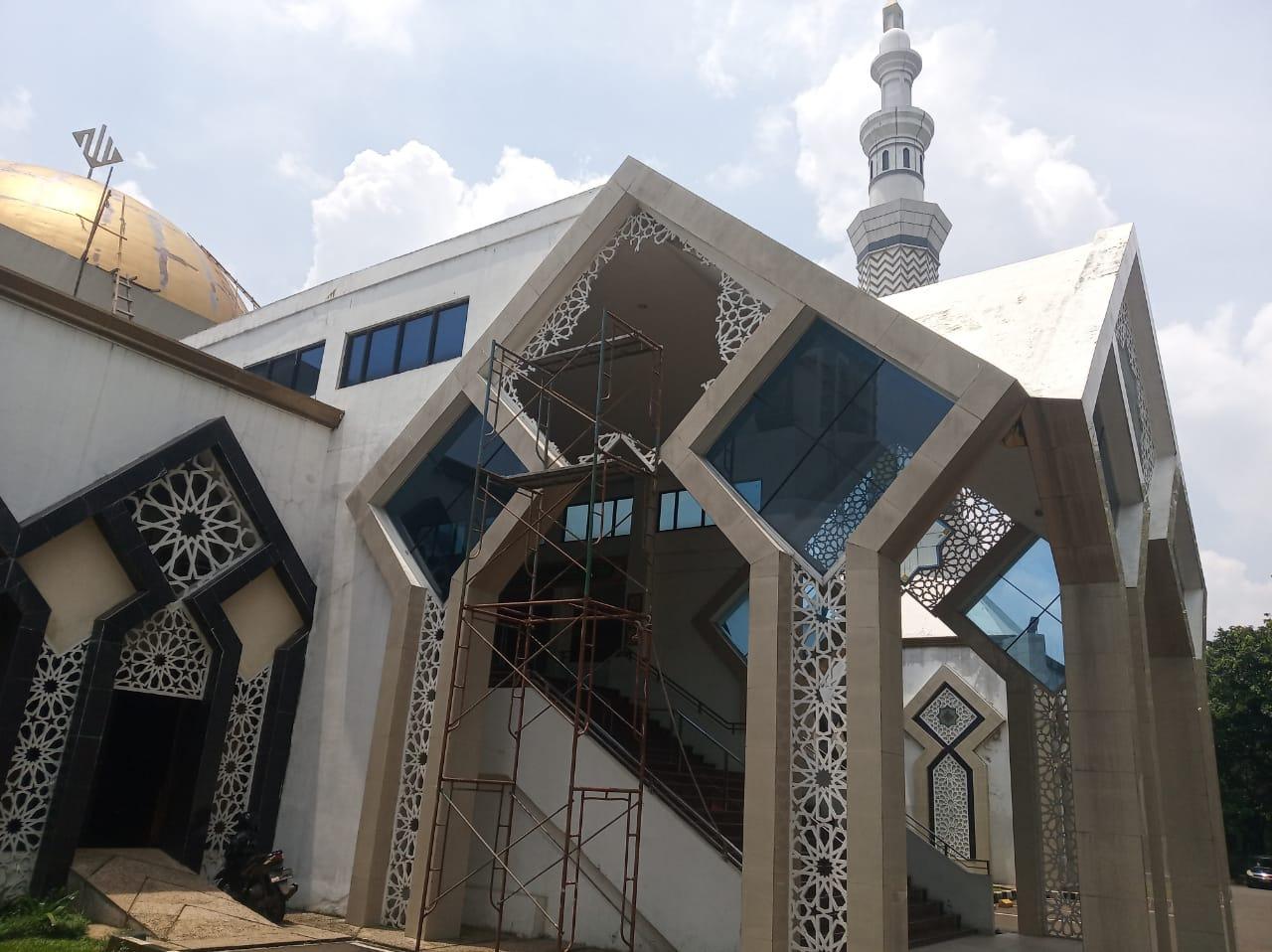 Rehabilitasi Bangunan Masjid Baitul Faidzin Dipertanyakan, Kajari Kabupaten Bogor Siapkan Pasukan