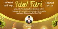 DPRD Kabupaten Bogor Mengucapkan Selamat Idul Fitri 1 Syawal 1441 H