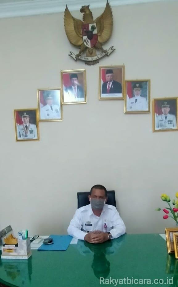 Disdukcapil Lampung Utara, Pelayanan Secara Online Mencapai 2.607