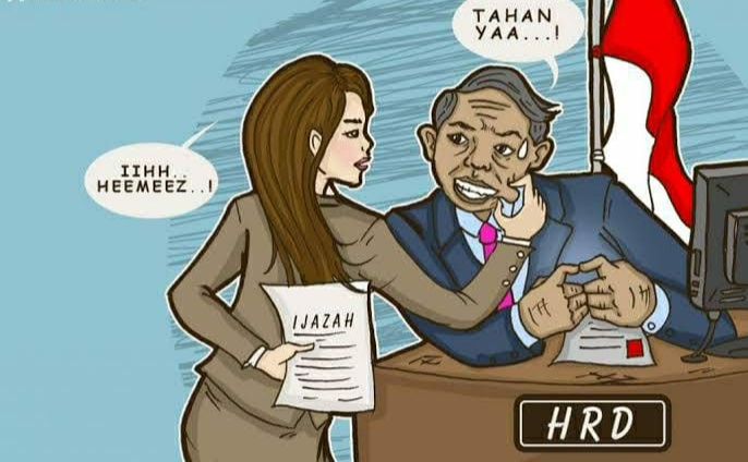 Ijasah Pekerja Di Tahan, Bila Diambil Harus Membayar 4 JT Lebih