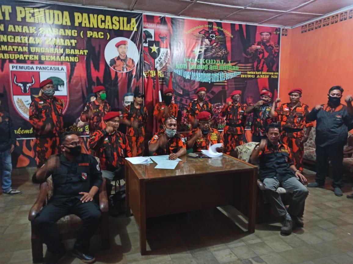 Reaksi Keras Pemuda Pancasila Jateng, Tuntut Syekh Puji Dipenjarakan