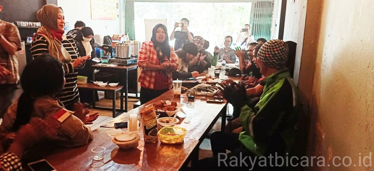 Ketua MPB Atiek Yulis Silaturahmi Dan Diskusi Bersama Komunitas
