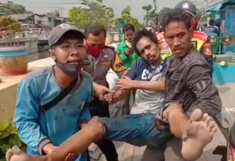 Keajaiban Dedi, Pria 45 Thn Warga Krendang Selatan Tambora Jakarta Barat