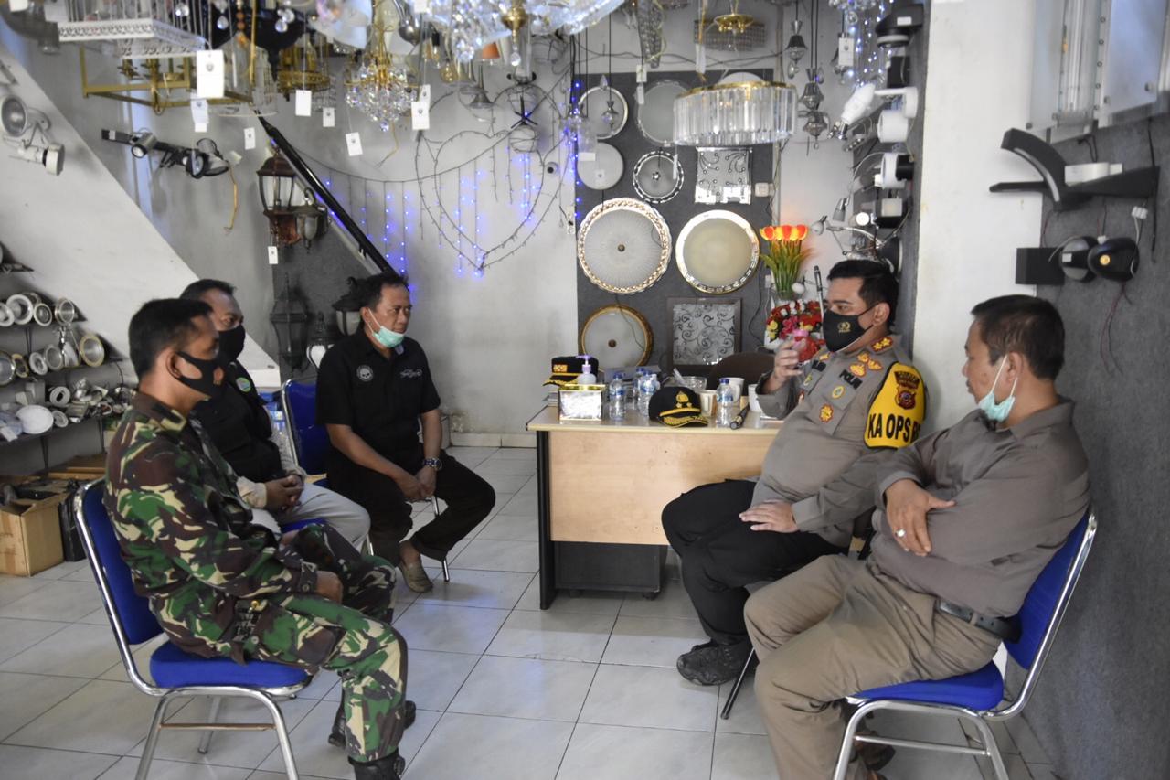 Polres Bogor, Kodim 0621 dan GugusTugas Kabupaten Bogor Amankan Perselisihan Internal HKBP Cibinong