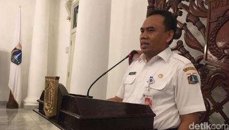 Saefullah Sekda DKI Jakarta Meninggal, Anis Ajak Warga Jakarta Salat Gaib