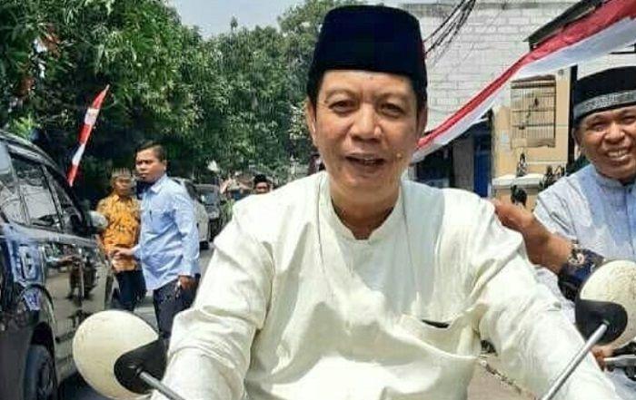 H. Rustam Effendi Mundur dari Jabatan Wali Kota Jakbar, Begini Alasannya