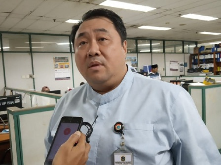 Pengawasan PSBB di Kantor Mitra Praja Diperketat