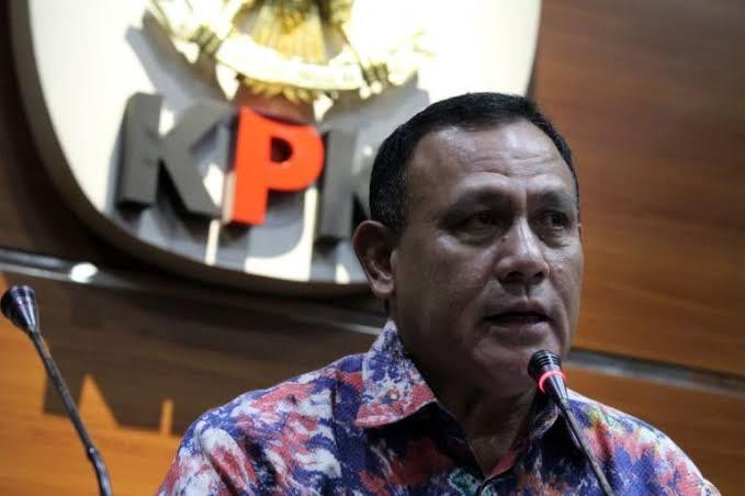 Ketua KPK Firli Bahuri, Banyak Modus Usaha Jahat Mengais Rezeki Haram Catut Nama KPK