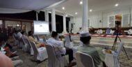 Keluarga Almarhum Saefullah Gelar Tahlilan Virtual