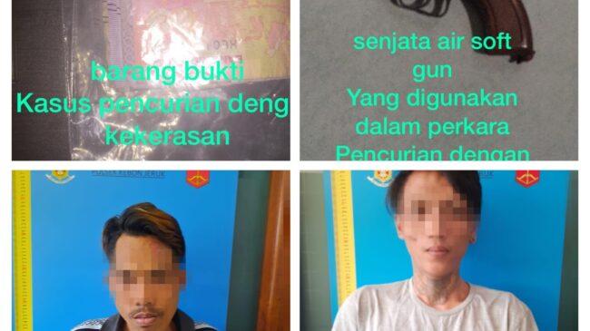Dua Pelaku Pencurian Di Alfamidi Kebon Jeruk Diringkus Polisi