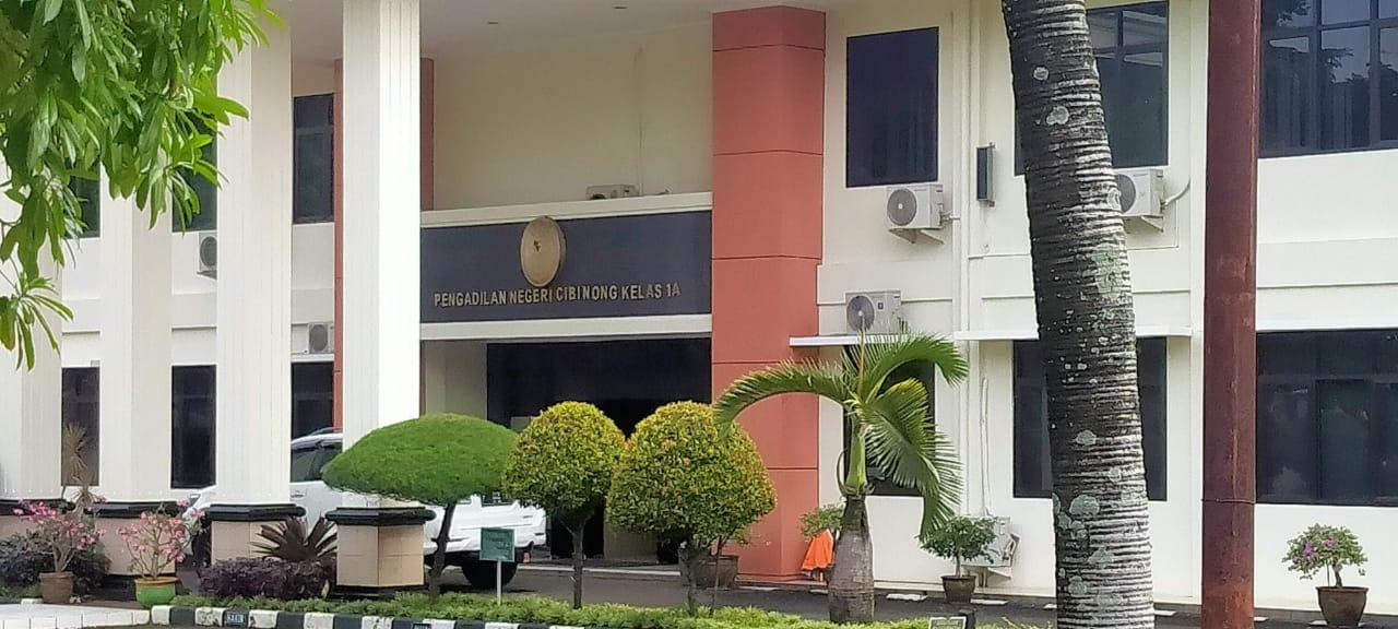 PN Cibinong Hentikan Sementara Waktu Pelayanan Hukum