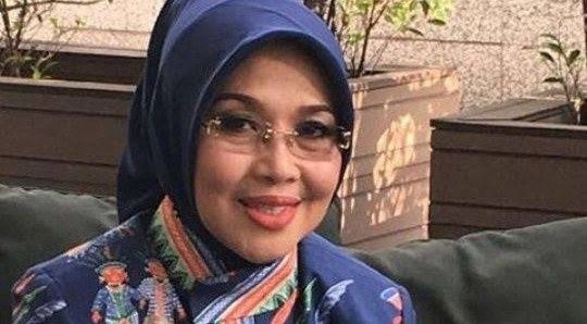 Positif Corona, Sylviana Murni Dirawat di RS Pertamina: Mohon Doa Ya