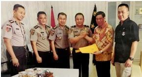Kerjasama STIK-PTIK Dengan Indonesia Intelligence Institute Terwujud