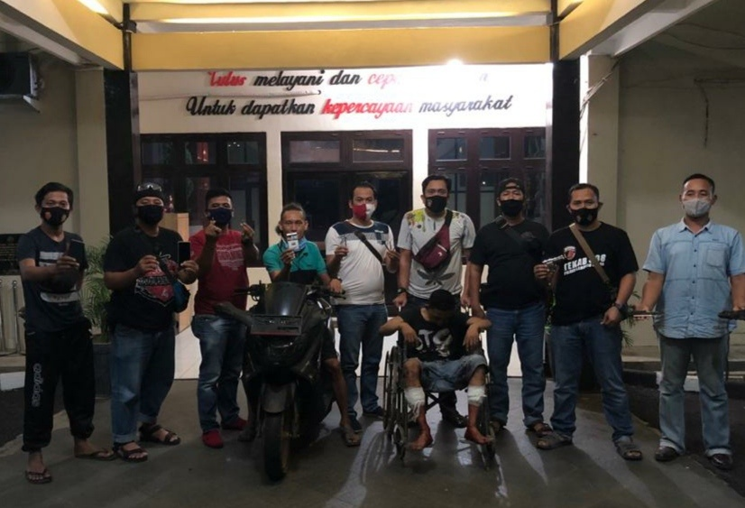 Tekab 308 Polres Lampung Utara Lumpuhkan Spesialis Pelaku Curat