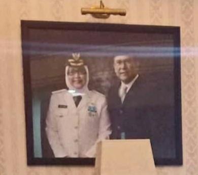 Ketua PWRI Kab. Bogor Ikut Berduka Atas Meninggalnya Suami Bupati Bogor