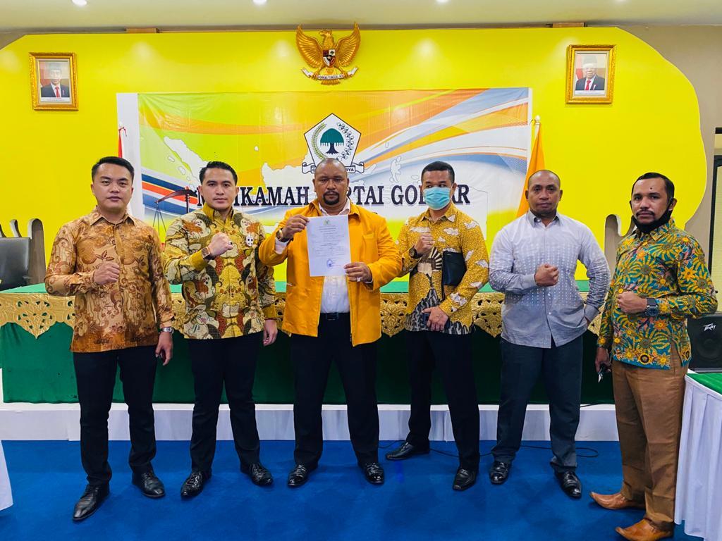 Bakumham Golkar Minta Polda Usut Dugaan Pemalsuan Surat Musda IX Golkar Maluku Tengah