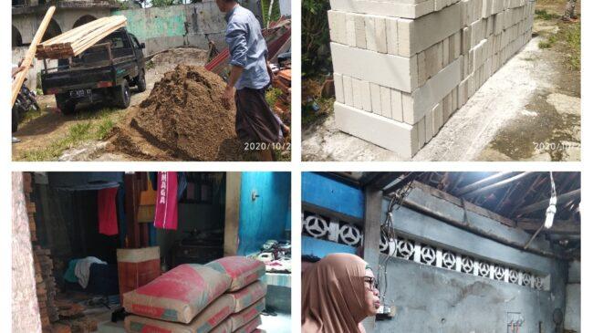 1 Tahun Tak Tersentuh Bantuan Pemda Setempat, Kini Ustadzah IIs Hariyati Terima Bantuan Team Volunteer