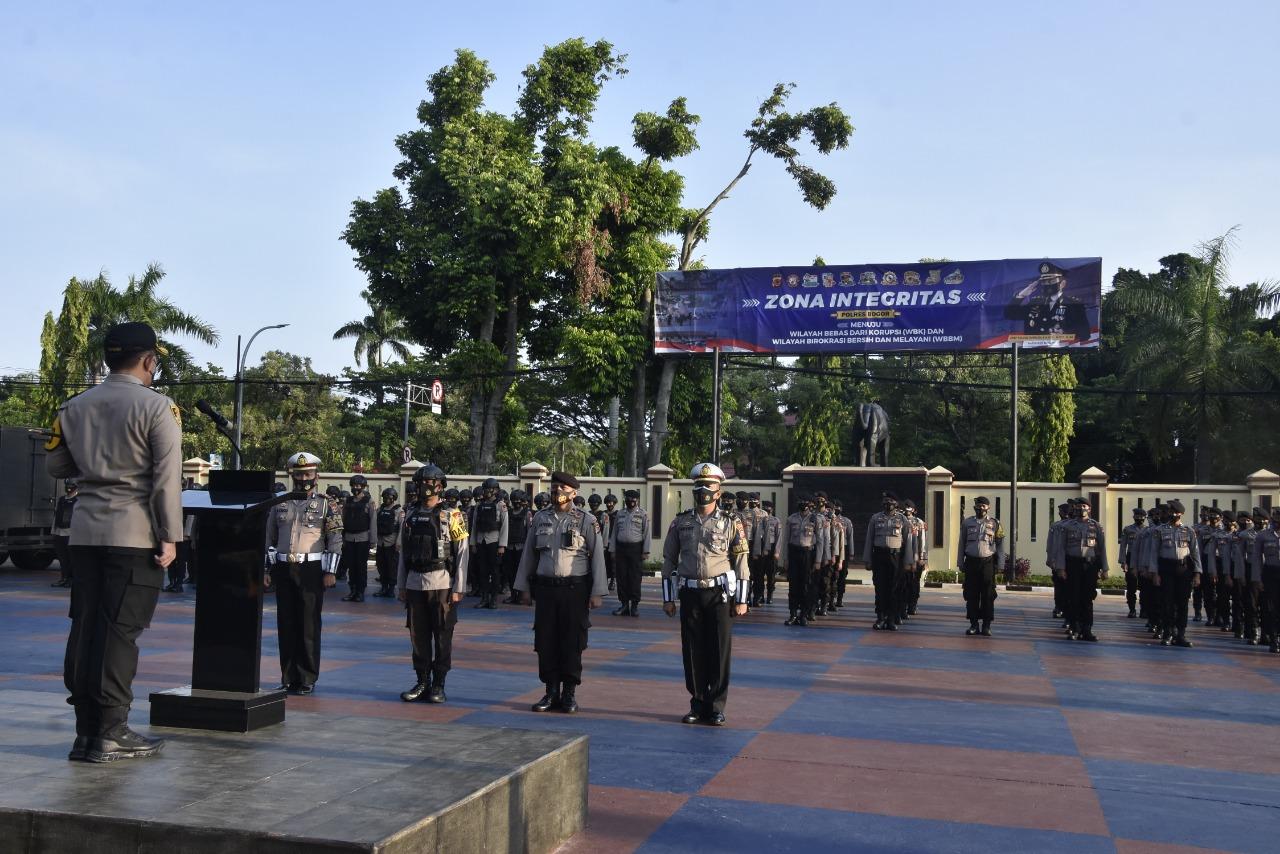Kapolres Bogor Siapkan Rencana Pengamanan, Hadapi Kebijakan Omnibus Law