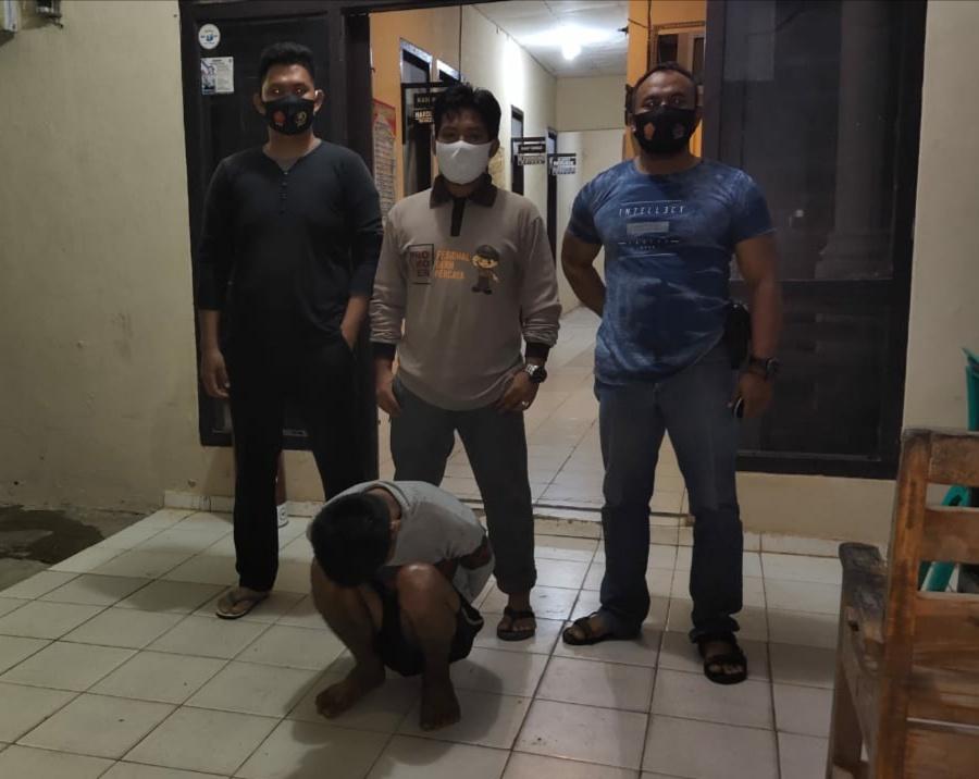 Tekab 308 Sat Reskrim Polres Lampung Utara dan Polsek Abung Semuli Tangkap Pelaku Curat dan Curas