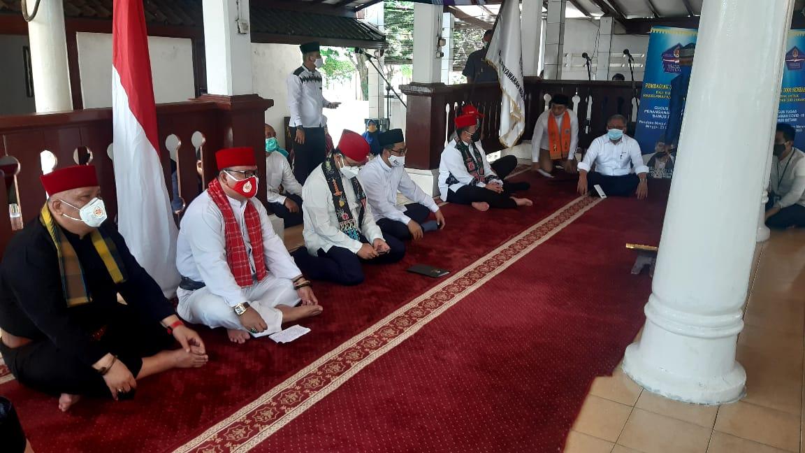 Gubernur DKI Ajak Semua Pihak Sukseskan Bulan Dana PMI Tahun 2020