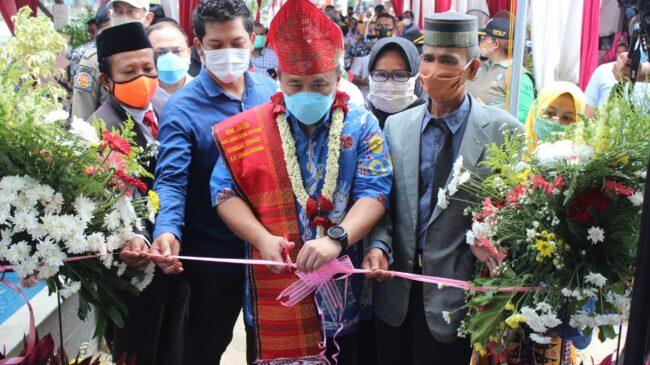 Wali Kota Jakarta Utara Resmikan Balai Warga RW 09 di Rawa Badak Selatan