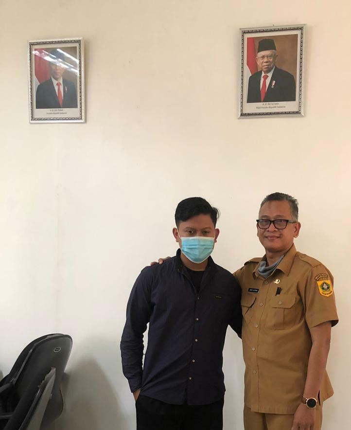 Giri Jalain Silaturahmi, Sinergitas Dengan Dinas Pendidikan Kabupaten Bogor