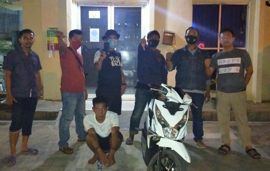 Bebas Karena Asimilasi, Residivis Curas Kembali Ditangkap Polsek Sungkai Selatan