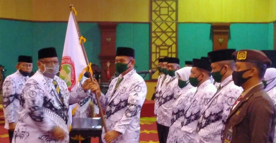 AMSOHI, M.Pd. M.M Pimpin PGRI Kabupaten Bogor 5 Tahun Kedepan