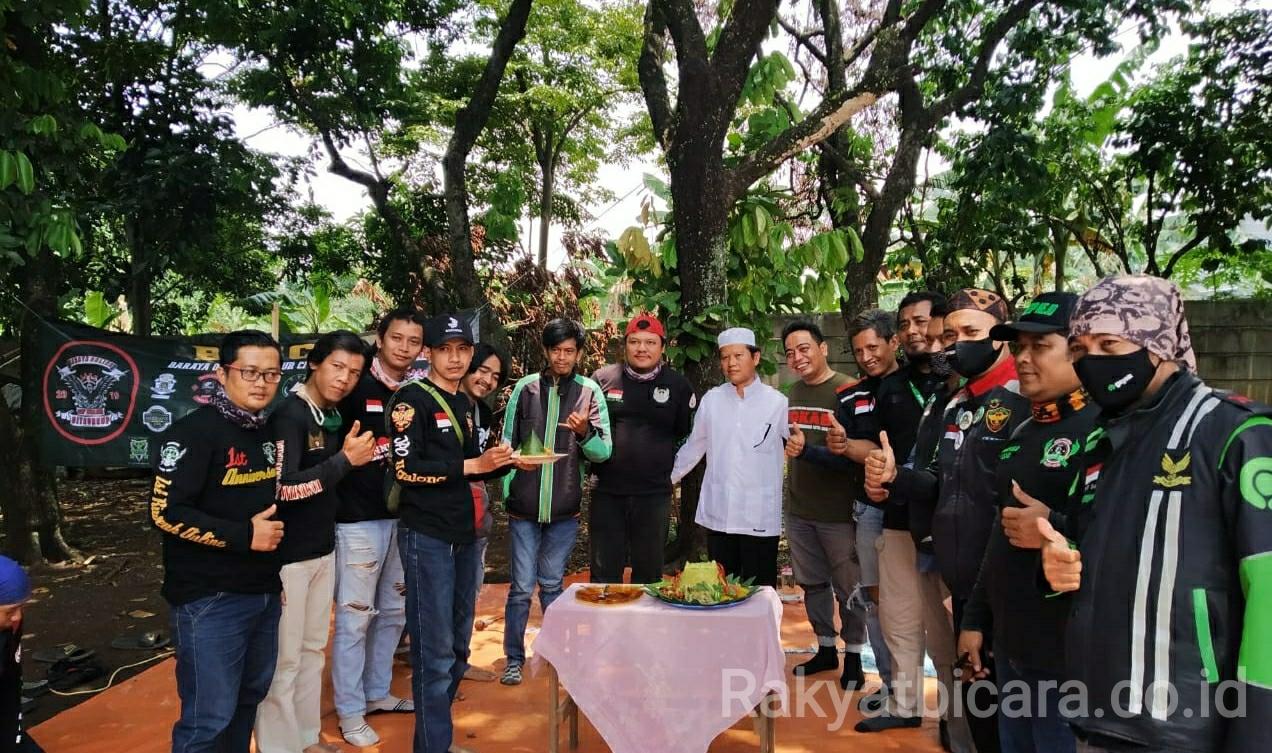 Jalin Silaturahmi Antar Komunitas Dengan Tasyakuran di Hut BOSC
