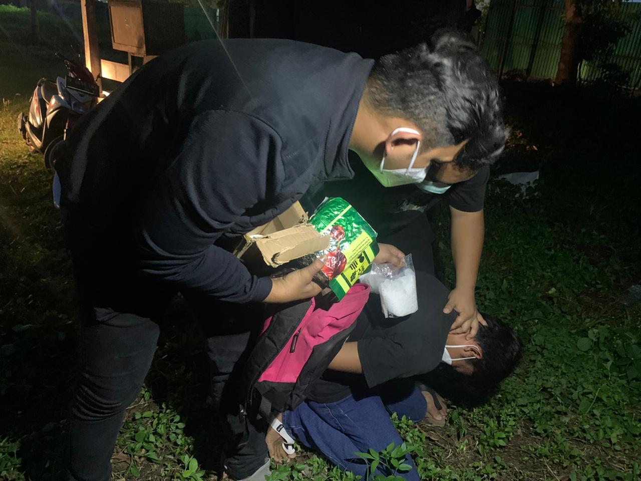 Sindikat Narkoba 'Palugada diringkus', Polisi Sita 1,5 Kg Sabu