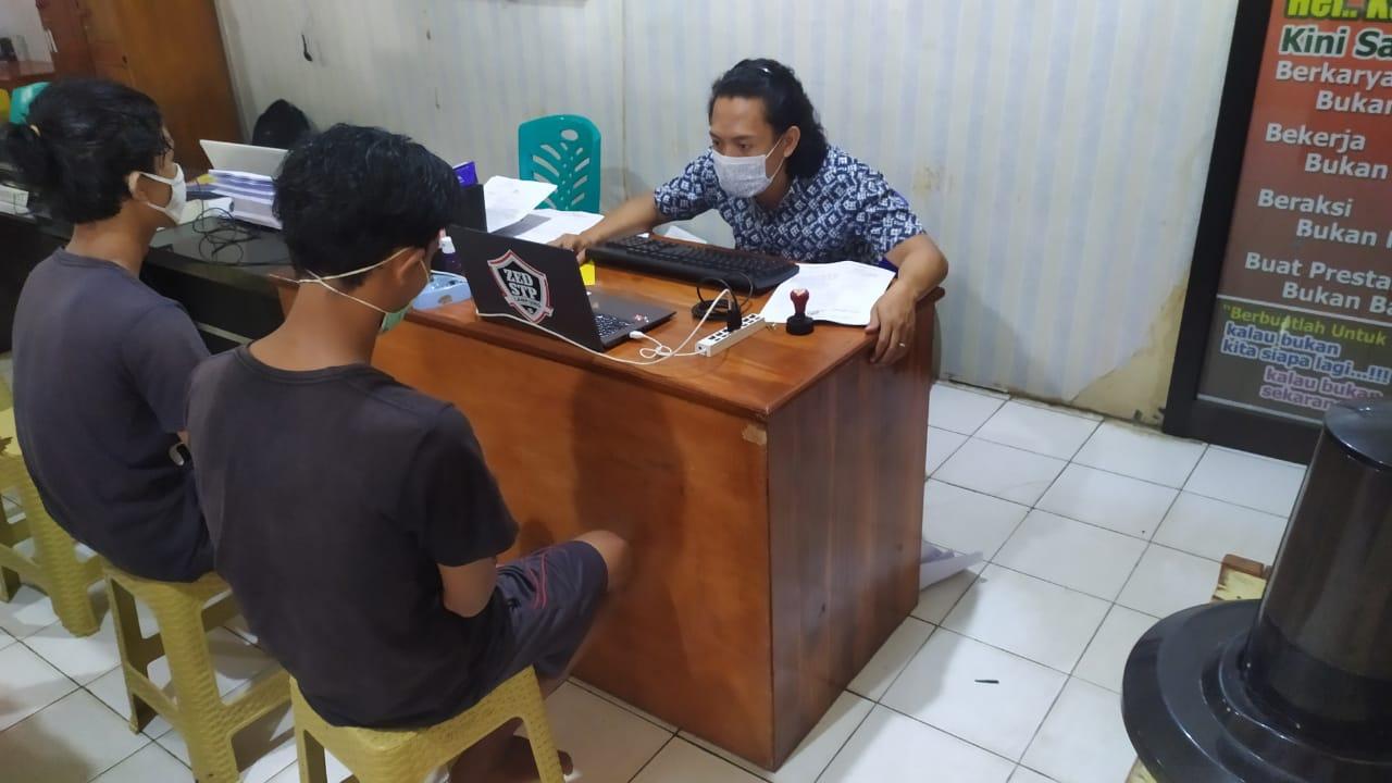 Lagi, Tiga Pelaku Penyalahguna Narkoba Diringkus Satres Narkoba Polres Lampung Utara