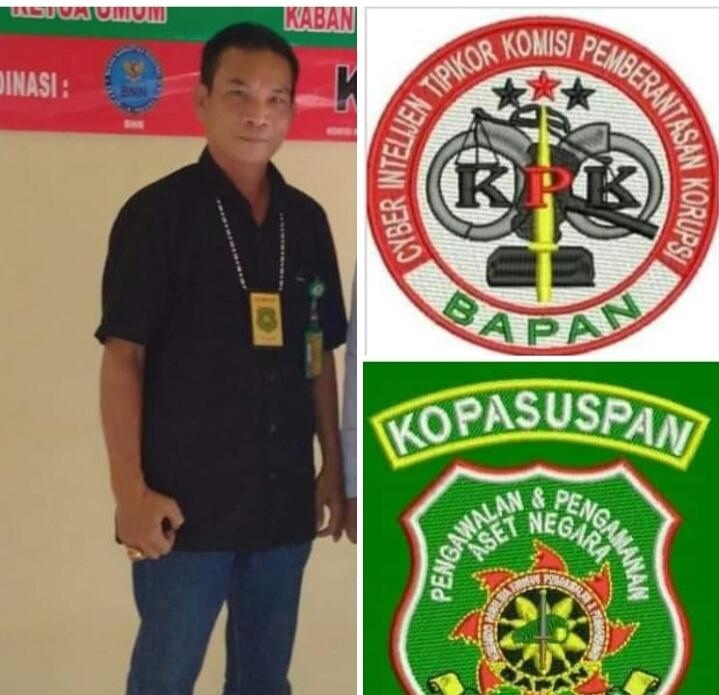 Ketua DPC LI – BAPAN Kabupaten Lampung Utara, Soroti Maraknya Korupsi di Lampung Utara