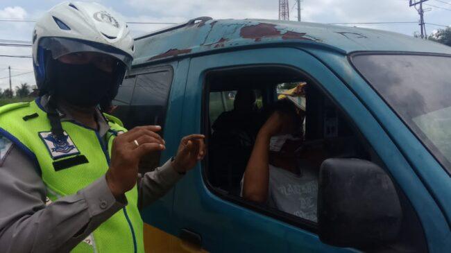Ops Yustisi di Dramaga Berhasil Menjaring 130 Pelanggar