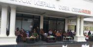 Launching Penyaluran Bantuan Sosial Beras Tahap III Bagi Masyarakat Terdampak Covid-19 Kabupaten Bogor